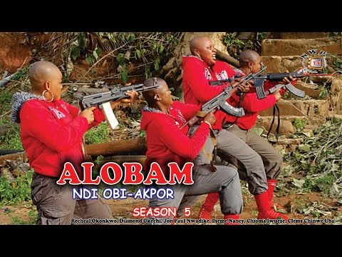 Alobam Season 5  - 2016 Latest Nollywood Igbo Movie