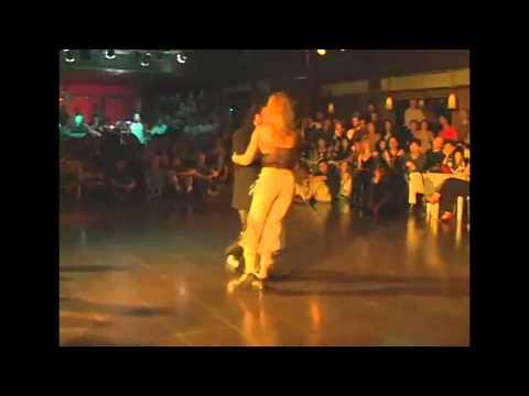 tango figures 8