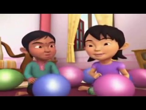 Upin Ipin Full Episodes ᴴᴰ The Best Cartoons! New Collection 2017 Part 5