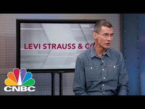 Levi Strauss & Co CEO Chip Bergh: The Comeback | Mad Money | CNBC