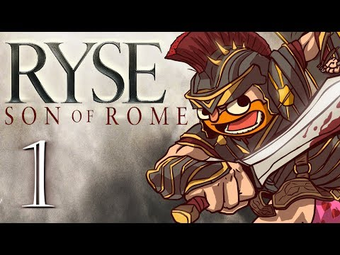 No - Friends! Romans! Country Men! Lend me your ears! .. and eyes I guess. GAZE UPON THE SPECTACLE THAT IS RYSE! SON OF ROME! • Listen to Cox n' Crendor in the Mo...