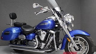 10. 2013 YAMAHA XV1700 ROAD STAR 1700 SILVERADO - National Powersports Distributors