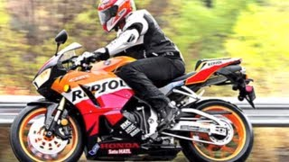 8. 2013 CBR600rr REVIEW