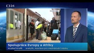 Evropa projevuje zájem o Afriku