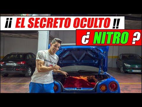¿ LLEVA NITRO MI NISSAN SKYLINE GTR R34 ?  Supercars of Mike