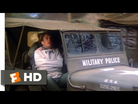 MASH (2/5) Movie CLIP - Sayonara to Frank Burns (1970) HD