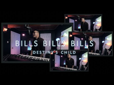 Destiny's Child - Bills Bills Bills | JERiCK iMAGE Cover 🎶 | Yo Check It