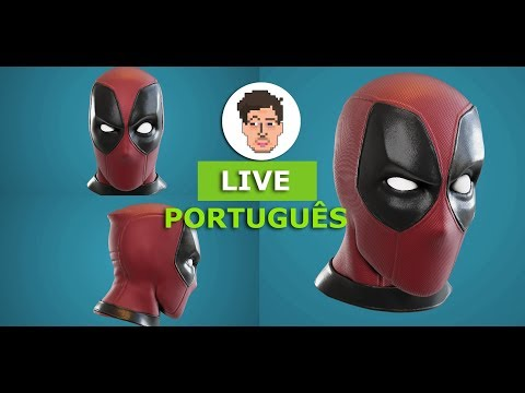 Deadpool Ao Vivo!  - Blender [BR]