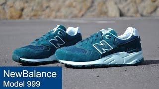 New Balance Model 999 - фото