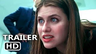 NIGHT HUNTER Trailer (2019) Alexandra Daddario, Henry Cavill Movie by Inspiring Cinema