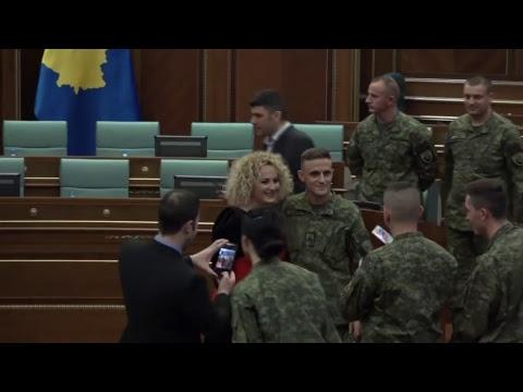 Video - Μόσχα: Καταδικάζει δημιουργία στρατού στο Κόσοβο, ζητά από ΟΗΕ διάλυσή του