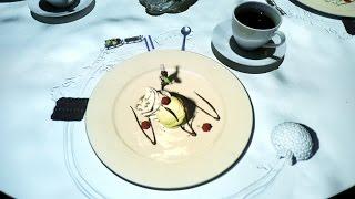 Czegoś takiego nie widziałeś… Tak wygląda oczekiwanie na deser w belgijskiej restauracji.