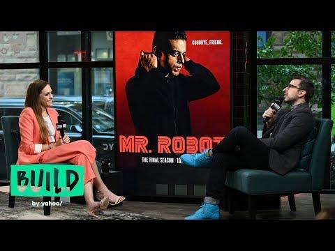 """Mr. Robot"" Star Carly Chaikin Describes The Final Season Of The USA Series"