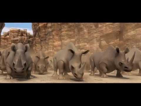 Animals United Last scene - Animals Unite and Break the Dam - Last Fight HD Clip Animals United |