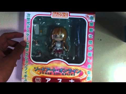 Ficker SAO ตัวละครคือ เจ้ Asuna (ช่วงพิเศษ)