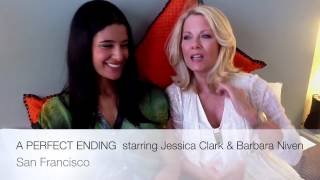 Nonton Jessica Clark And Barbara Niven Discuss A Perfect Ending Film Subtitle Indonesia Streaming Movie Download