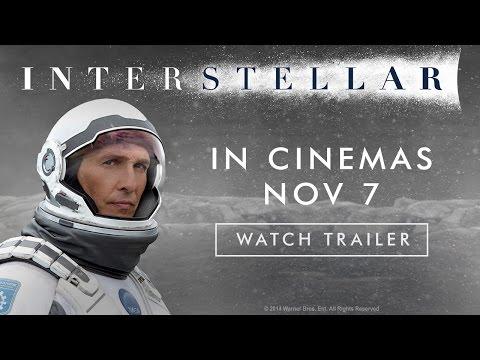MOVIES: Interstellar - New Trailer