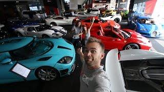 Download Lagu Dubai Supercar Shopping Mp3