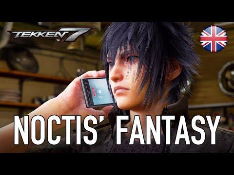 Tekken 7 DLC : Noctis de Final Fantasy
