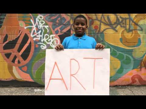 Art Start's Homeless Youth Outreach Program