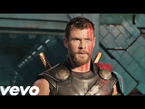 Thor Ragnarok - Immigrant Song  ( Official Music Video )