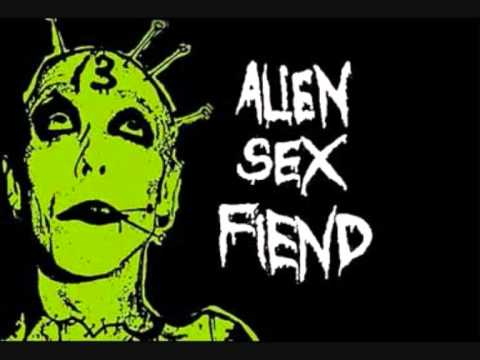 Alien Sex Fiend , I Walk The Line =; -)