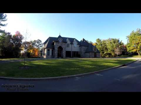 Franklin Lakes Real Estate | 4K Driving Tour of Laurie Lane