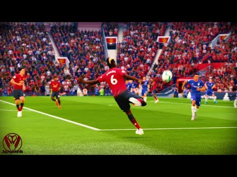 FIFA 19 | PC Gameplay | 1080p HD | Max Settings