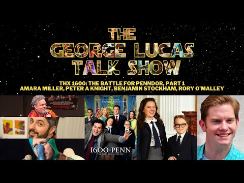 The George Lucas Talk Show - THX 1600: The Battle for Penndor - Part 1