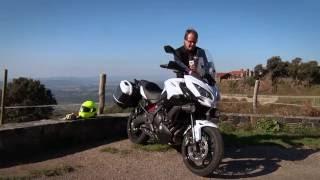 6. Motosx1000 :  Test Kawasaki Versys 650