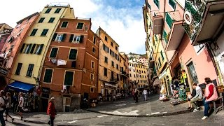 Riomaggiore Italy  city photos : Streets of Riomaggiore - Italy
