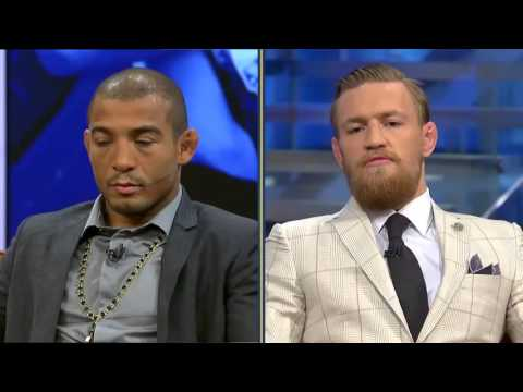 All of the Conor McGregor insults to Jose Aldo (видео)