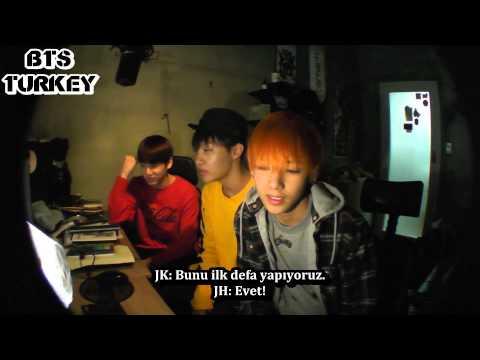 [27.03.2014] BTS - Log (Türkçe Altyazılı) (видео)
