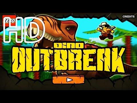 Lego Dino Outbreak Full HD
