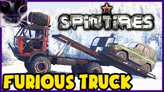Nonton SpinTires Mod - Fast & Furious Tow Truck Testing in Snow Film Subtitle Indonesia Streaming Movie Download