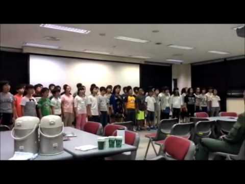 気仙沼市立鹿折小学校の児童が修学旅行で狭山を訪れました。