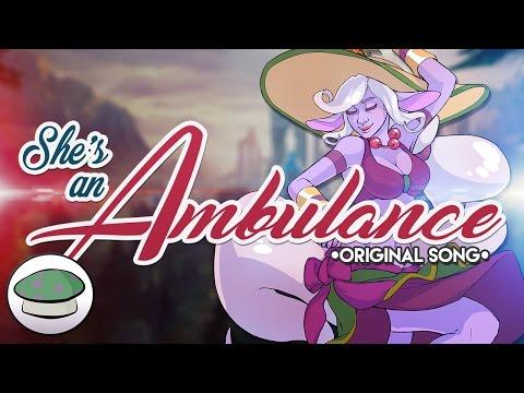 原創歌曲 - She's an Ambulance - 索拉卡主題曲