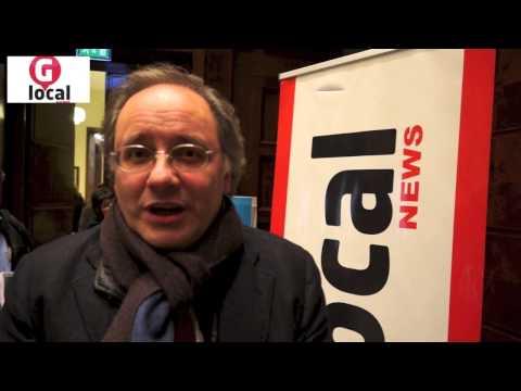Giorgio Gandola a GlocalNews