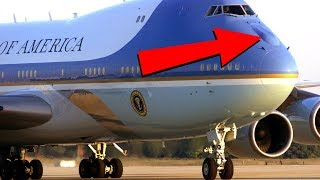 Video 10 AMAZING Things About Air Force One! MP3, 3GP, MP4, WEBM, AVI, FLV Maret 2019