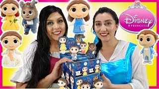 Today princess belle is opening the Disney funko pop mini figures mystery box.These toys were sooooo cute!!! 😍💗😍💗💗👸🏻👸🏻👸🏻😍💗😍💗Watch to see if we got the full collection!