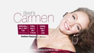 Opera Columbus presents CARMEN May 3–7