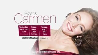 Opera Columbus presents CARMEN May 3–7