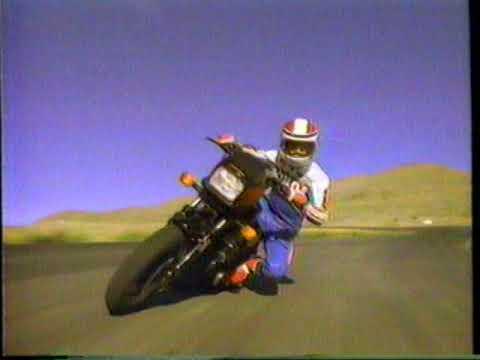 1984 Honda Nighthawk S Motorcycle TV Commercial
