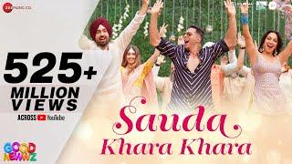 Video Sauda Khara Khara - Good Newwz   Akshay,Kareena,Diljit,Kiara  Sukhbir, Dhvani Lijo,Dj Chetas  Kumaar download in MP3, 3GP, MP4, WEBM, AVI, FLV January 2017