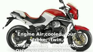 7. Moto Guzzi 1200 Sport  Details motorbike Dealers Specification superbike Top Speed