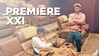 Video REVIEW STUDIO PREMIERE XXI! WORTH IT GAK SIH? MP3, 3GP, MP4, WEBM, AVI, FLV Juli 2018