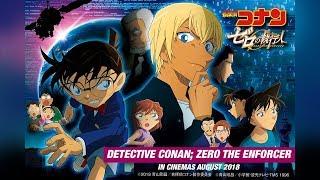 Detective Conan  Zero The Enforcer Official Indonesia Trailer