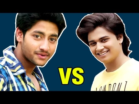 Video Abhinay Berde VS Akash Thosar | Who Is Your Favorite | Ti Saddhya Kay Karte | FU download in MP3, 3GP, MP4, WEBM, AVI, FLV January 2017