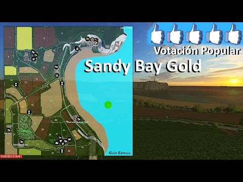 Sandy Bay Gold Edition v1.0