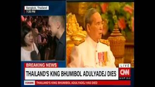 Nonton Passing Of The Great King    Cnn Reports From Bangkok   13 October 2016 1 Film Subtitle Indonesia Streaming Movie Download